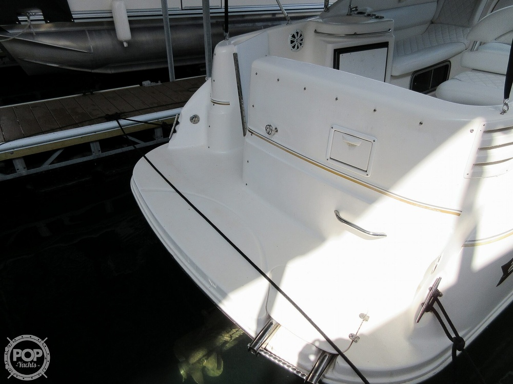 2002 Larson boat for sale, model of the boat is Cabrio 274 & Image # 39 of 40