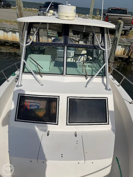 1988 Grady-White boat for sale, model of the boat is Sailfish 255 & Image # 16 of 22
