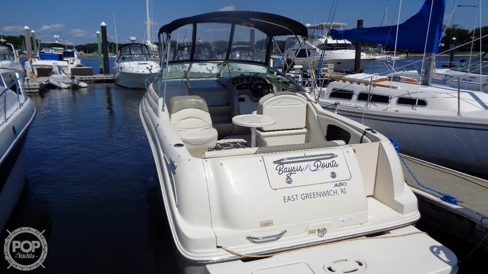 2006 Sea Ray boat for sale, model of the boat is 25 Amberjack & Image # 6 of 40