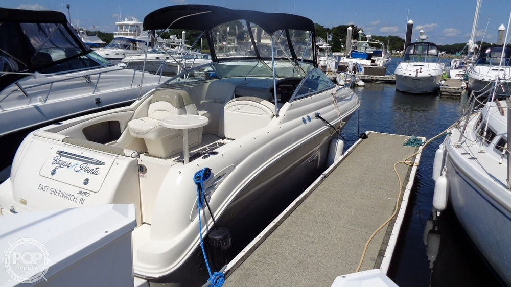 2006 Sea Ray boat for sale, model of the boat is 25 Amberjack & Image # 2 of 40