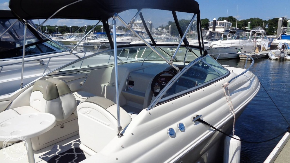 2006 Sea Ray boat for sale, model of the boat is 25 Amberjack & Image # 3 of 40