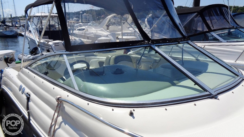 2006 Sea Ray boat for sale, model of the boat is 25 Amberjack & Image # 10 of 40