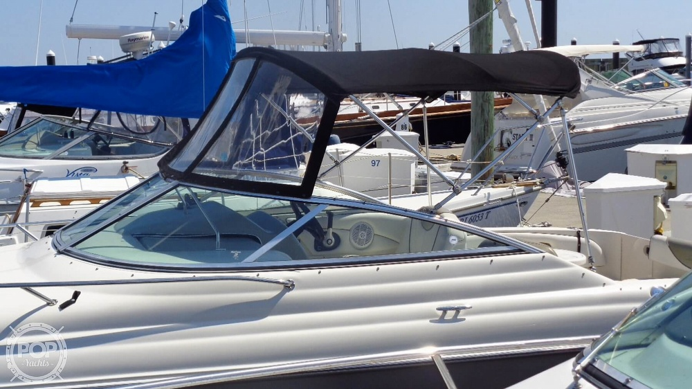 2006 Sea Ray boat for sale, model of the boat is 25 Amberjack & Image # 15 of 40