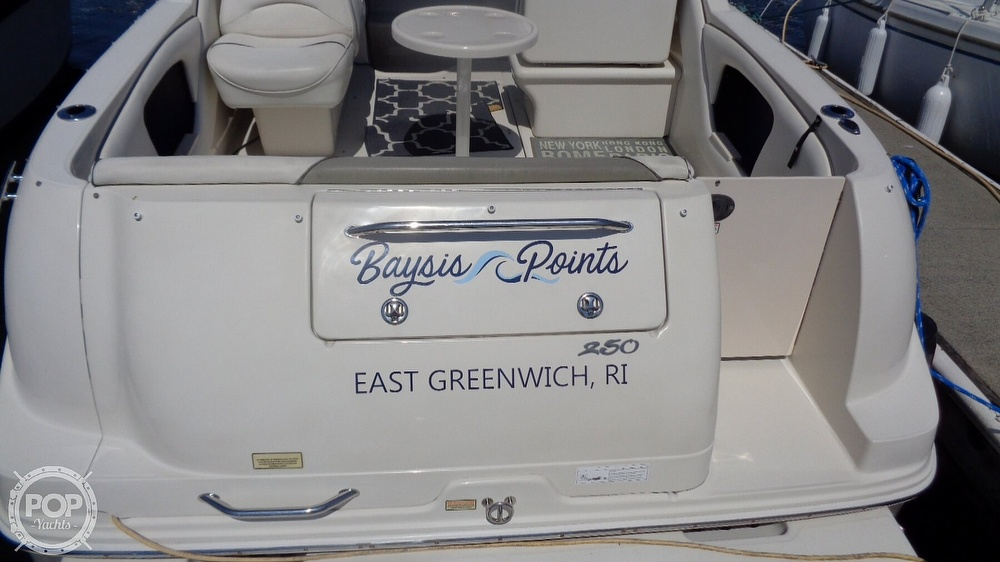 2006 Sea Ray boat for sale, model of the boat is 25 Amberjack & Image # 16 of 40