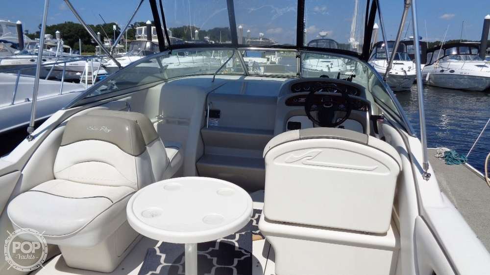 2006 Sea Ray boat for sale, model of the boat is 25 Amberjack & Image # 25 of 40