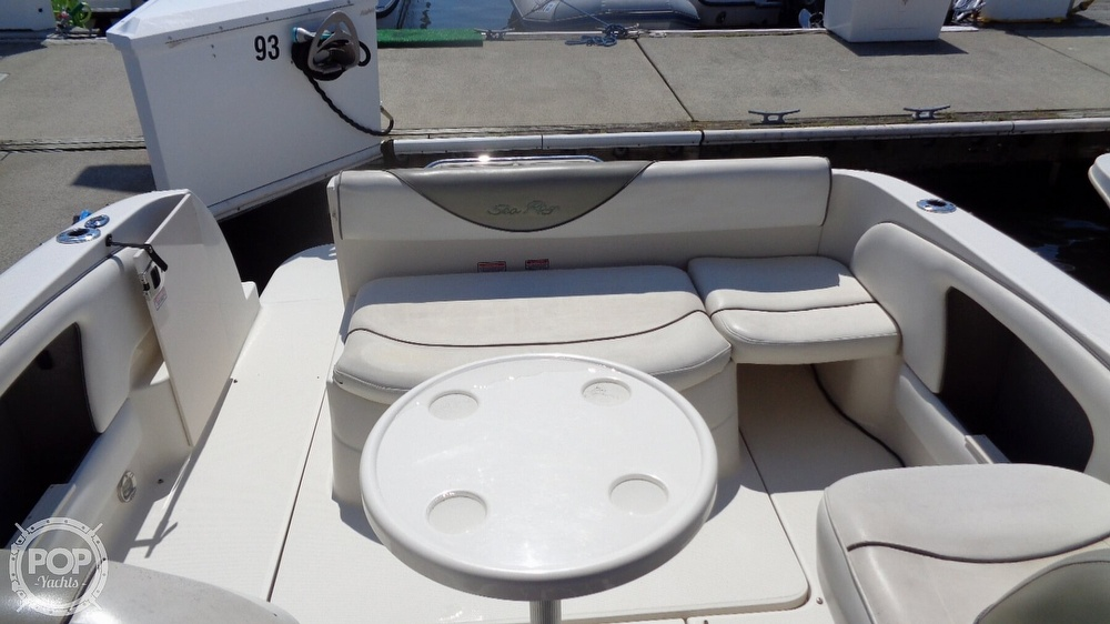 2006 Sea Ray boat for sale, model of the boat is 25 Amberjack & Image # 26 of 40
