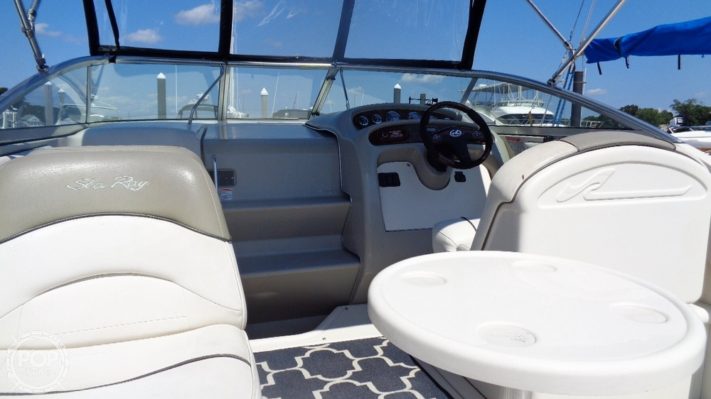 2006 Sea Ray boat for sale, model of the boat is 25 Amberjack & Image # 39 of 40