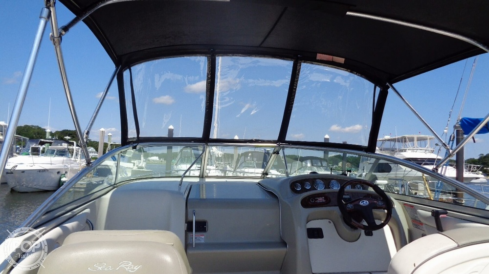 2006 Sea Ray boat for sale, model of the boat is 25 Amberjack & Image # 40 of 40
