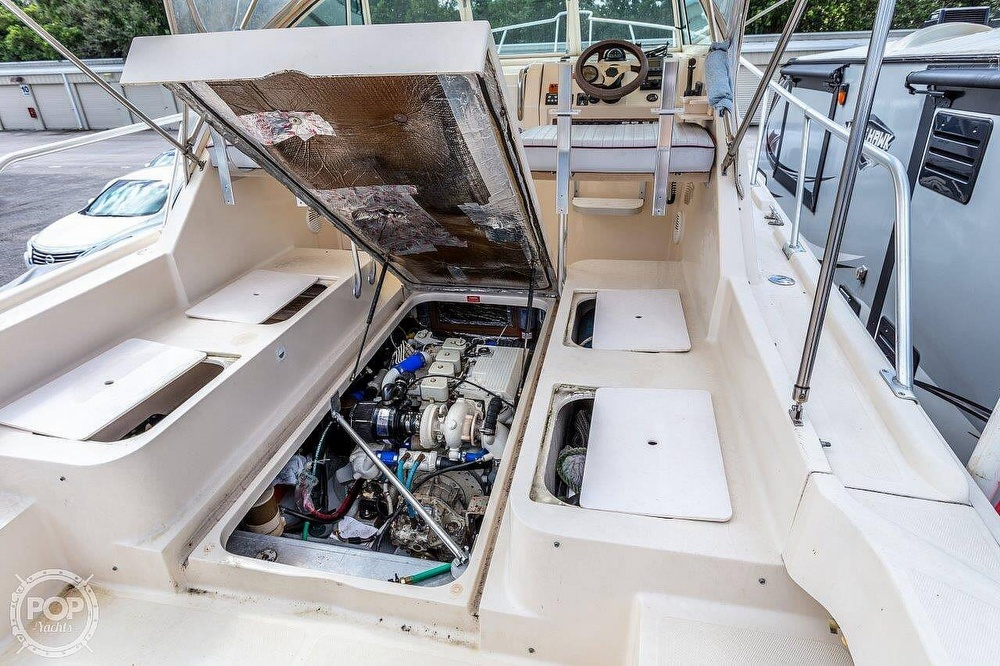2001 Mainship boat for sale, model of the boat is Pilot 30 Rum Runner & Image # 38 of 41