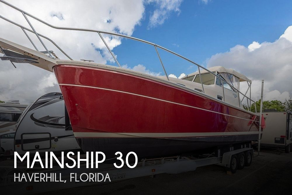 2001 Mainship boat for sale, model of the boat is Pilot 30 Rum Runner & Image # 1 of 41