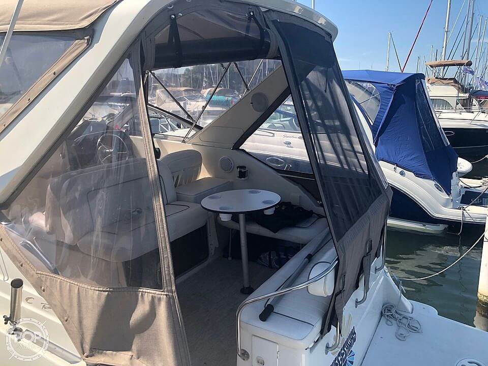 1998 Maxum boat for sale, model of the boat is 2800 SCR & Image # 5 of 11