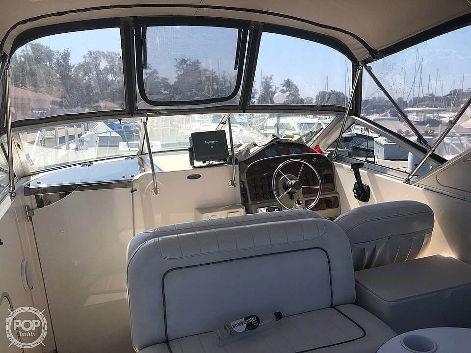 1998 Maxum boat for sale, model of the boat is 2800 SCR & Image # 7 of 11