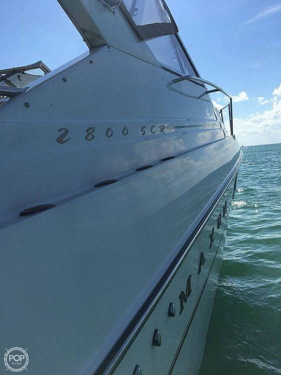 1998 Maxum boat for sale, model of the boat is 2800 SCR & Image # 9 of 12