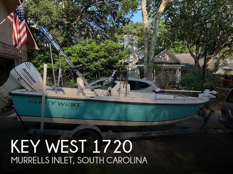 2005 Key West boat for sale, model of the boat is 1720 & Image # 1 of 41