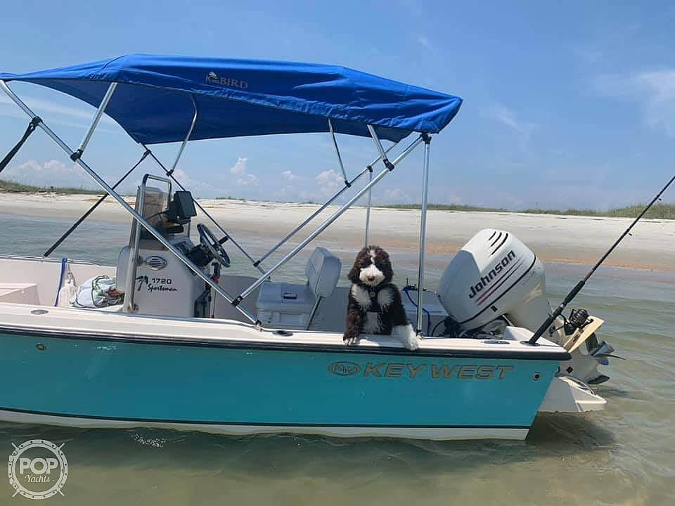 2005 Key West boat for sale, model of the boat is 1720 & Image # 2 of 41