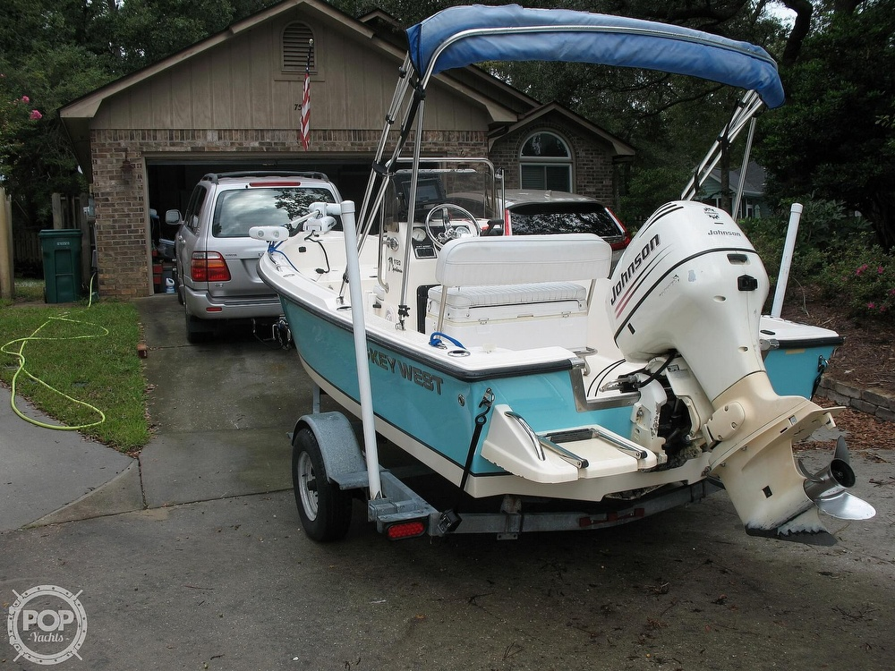 2005 Key West boat for sale, model of the boat is 1720 & Image # 27 of 41