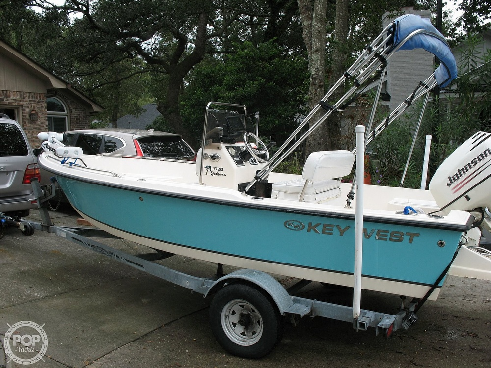 2005 Key West boat for sale, model of the boat is 1720 & Image # 14 of 41