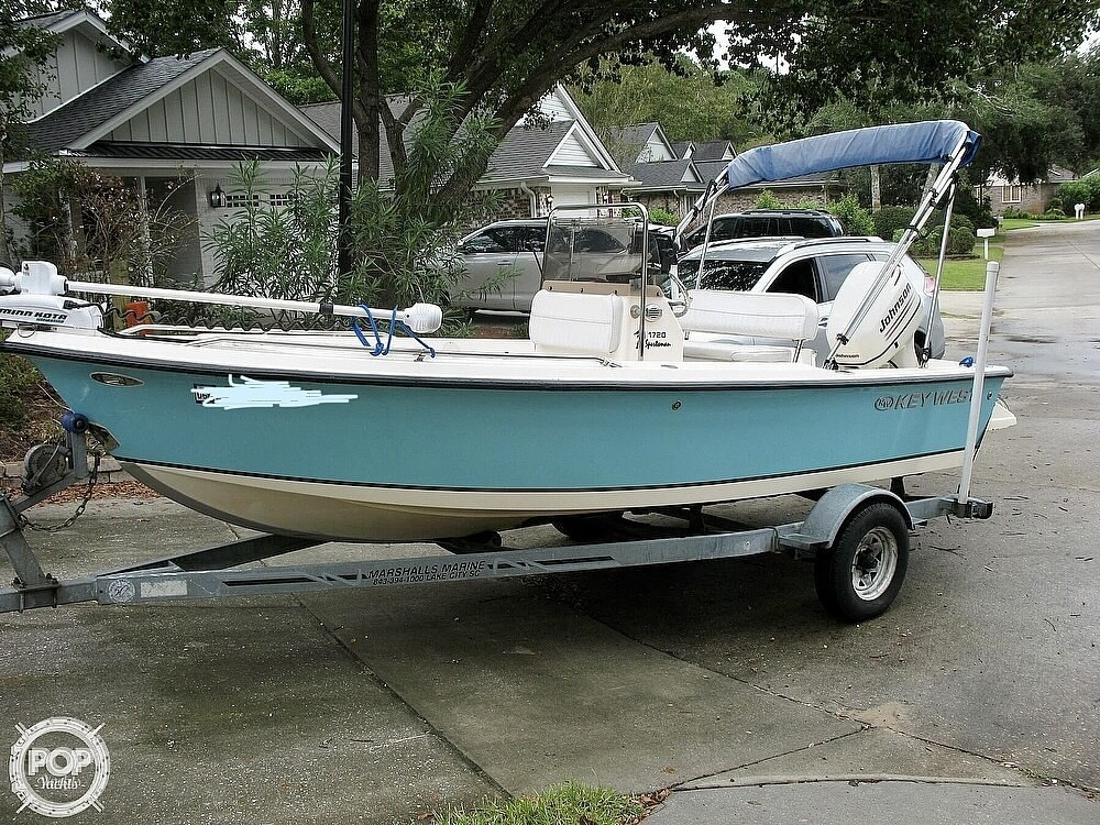 2005 Key West boat for sale, model of the boat is 1720 & Image # 36 of 41