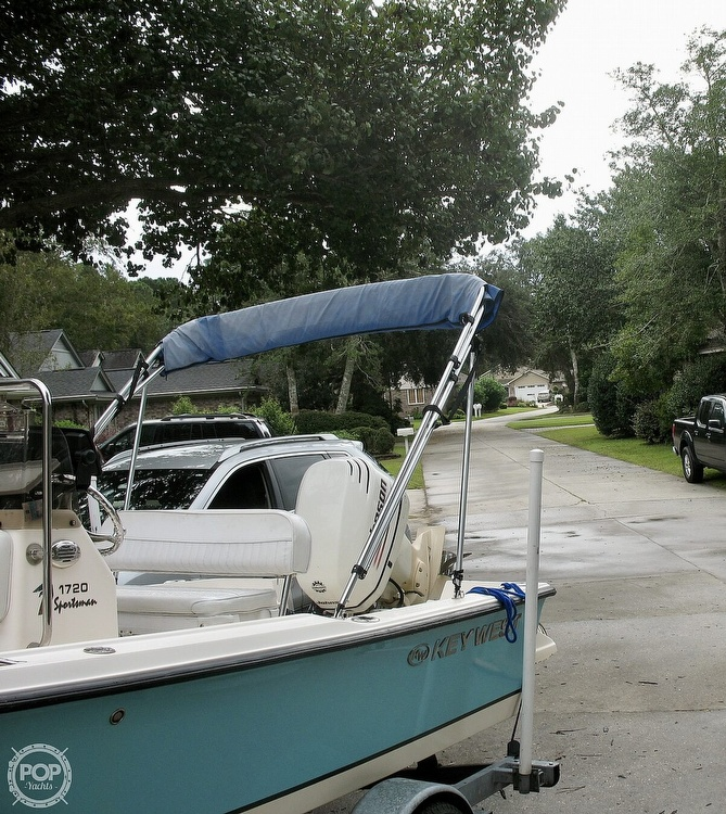 2005 Key West boat for sale, model of the boat is 1720 & Image # 39 of 41