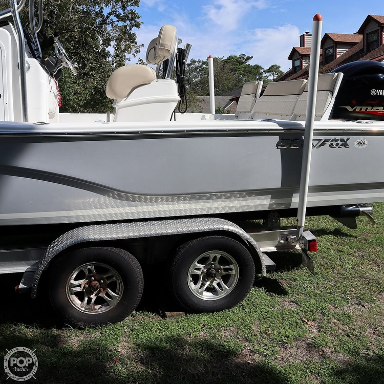2016 Sea Fox boat for sale, model of the boat is Viper 24 & Image # 10 of 41