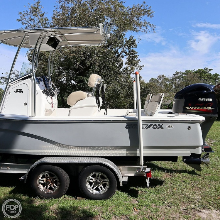 2016 Sea Fox boat for sale, model of the boat is Viper 24 & Image # 11 of 41