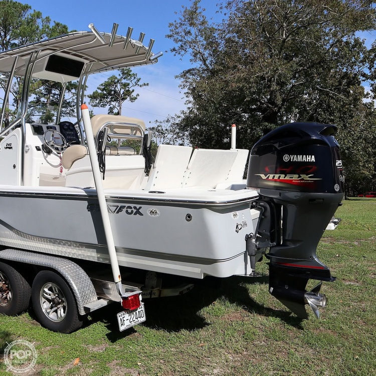 2016 Sea Fox boat for sale, model of the boat is Viper 24 & Image # 12 of 41