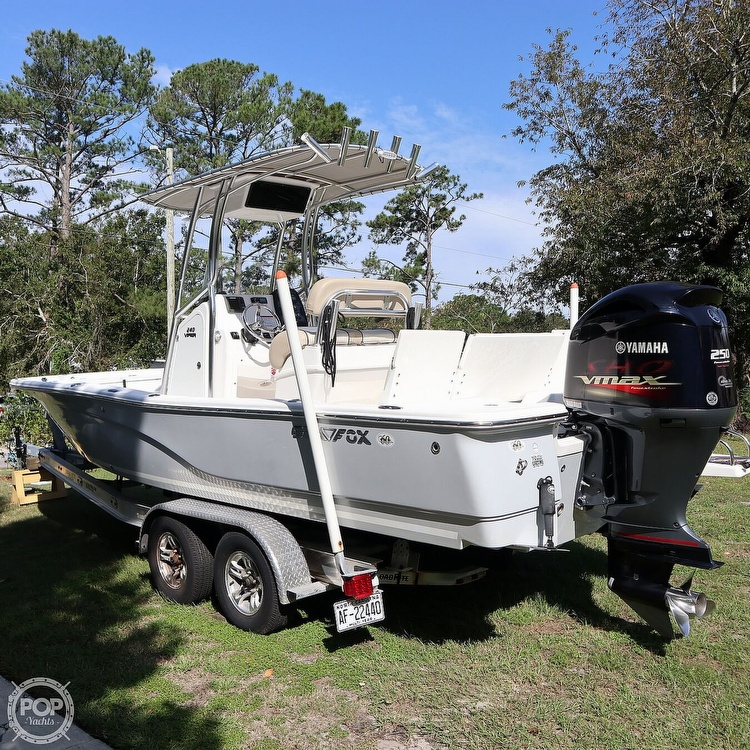 2016 Sea Fox boat for sale, model of the boat is Viper 24 & Image # 13 of 41