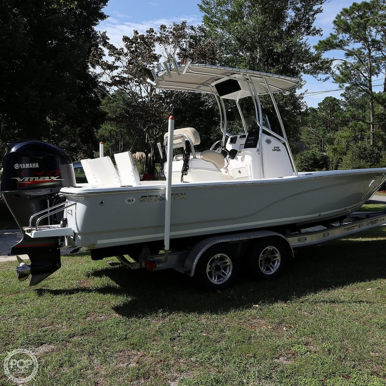 2016 Sea Fox boat for sale, model of the boat is Viper 24 & Image # 17 of 41