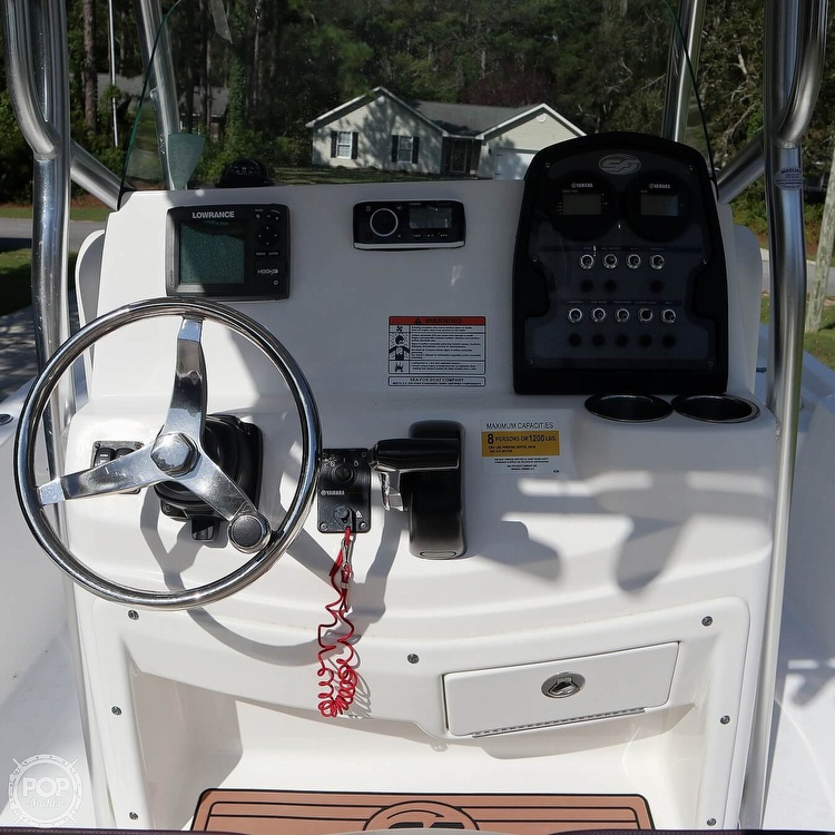 2016 Sea Fox boat for sale, model of the boat is Viper 24 & Image # 24 of 41