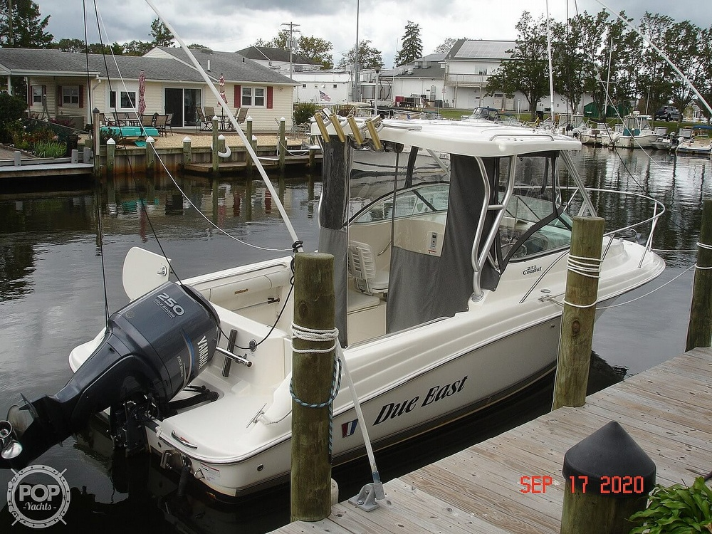 2009 Wellcraft 232 Coastal - #$LI_INDEX