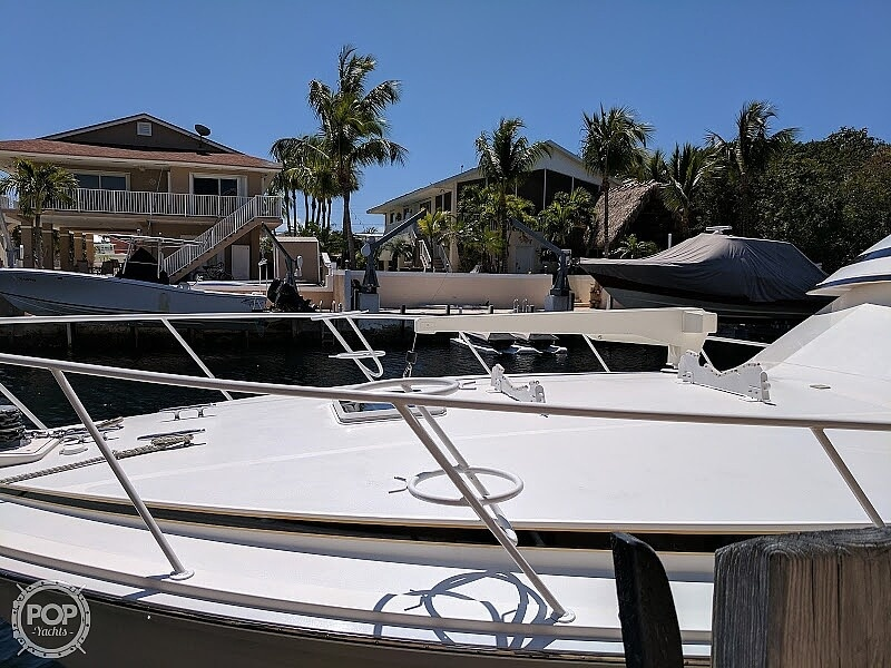 1995 Bertram boat for sale, model of the boat is 46 Convertible & Image # 5 of 35