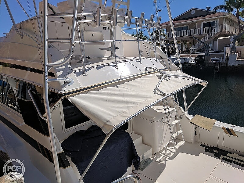 1995 Bertram boat for sale, model of the boat is 46 & Image # 7 of 36