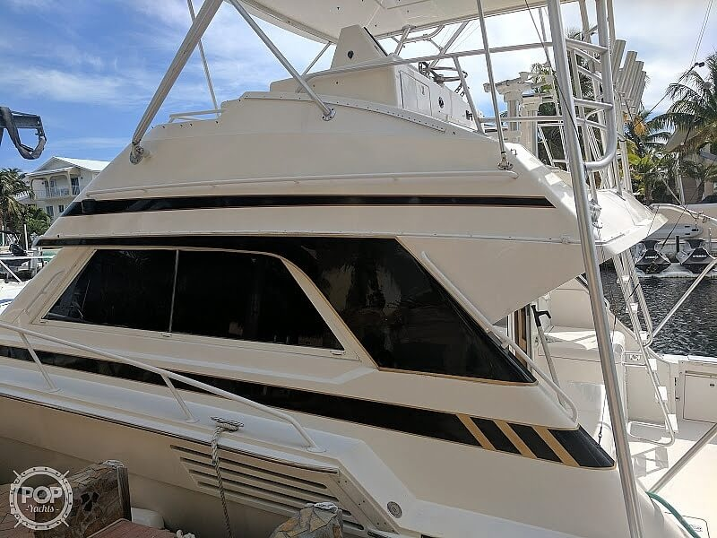 1995 Bertram boat for sale, model of the boat is 46 Convertible & Image # 6 of 35