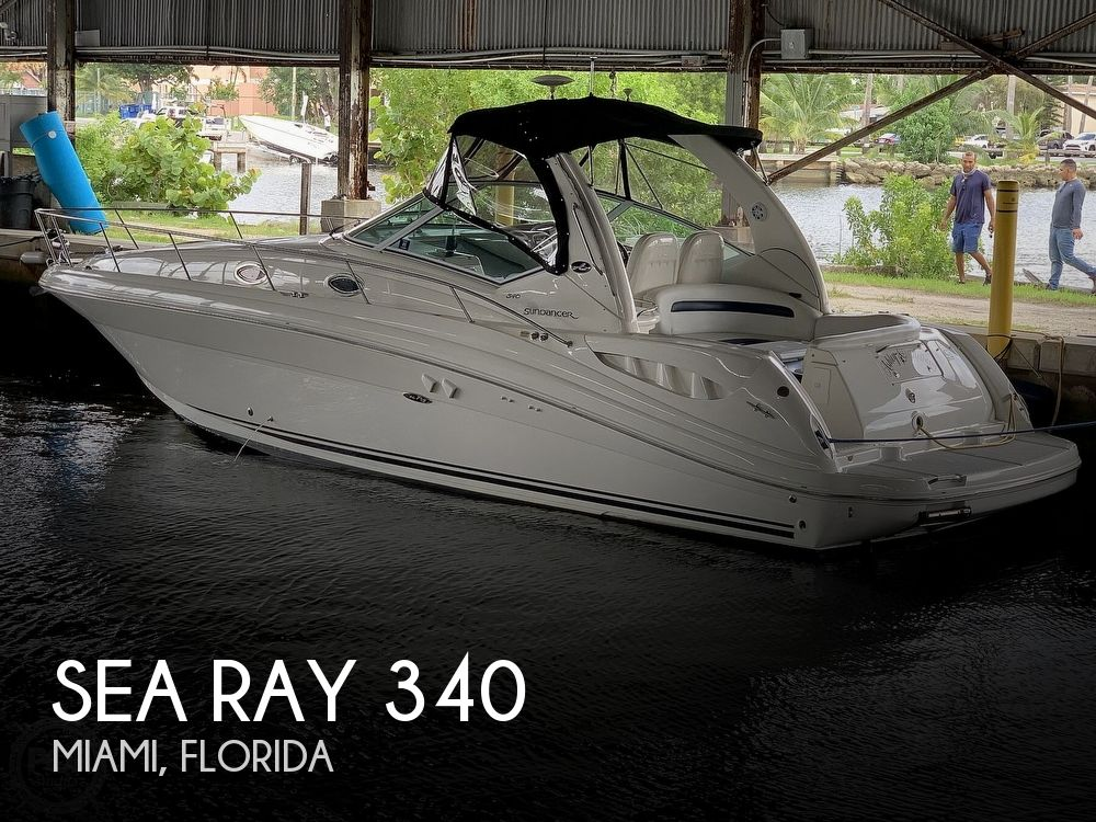 Used Sea Ray 340 Boats For Sale by owner | 2004 Sea Ray 340