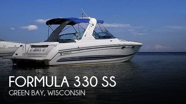 Used Boats For Sale in Green Bay, Wisconsin by owner | 2003 Formula 330 Ss
