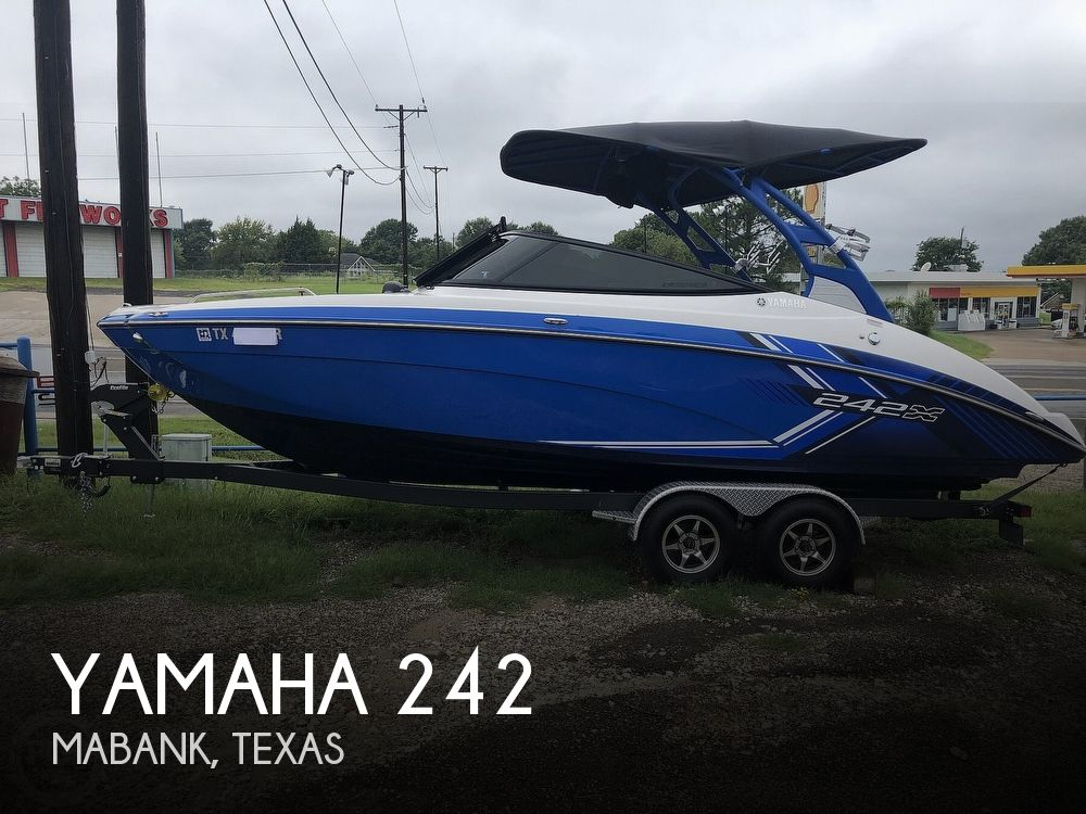 2019 YAMAHA 242 X E SERIES for sale