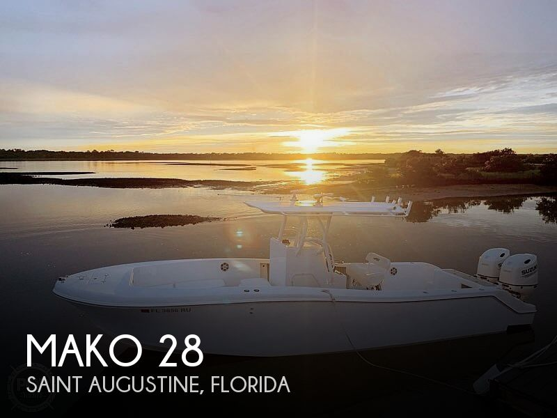 Used MAKO Boats For Sale by owner | 2003 Mako 28