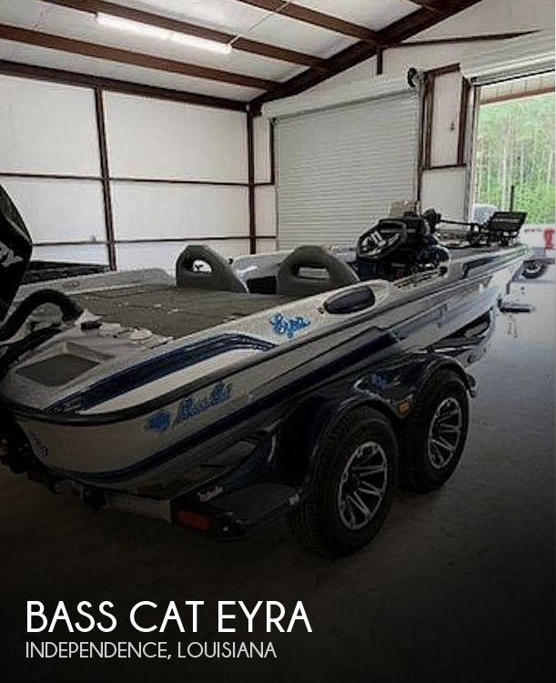 Used Bass Cat Boats For Sale by owner | 2017 20 foot Bass Cat EYRA