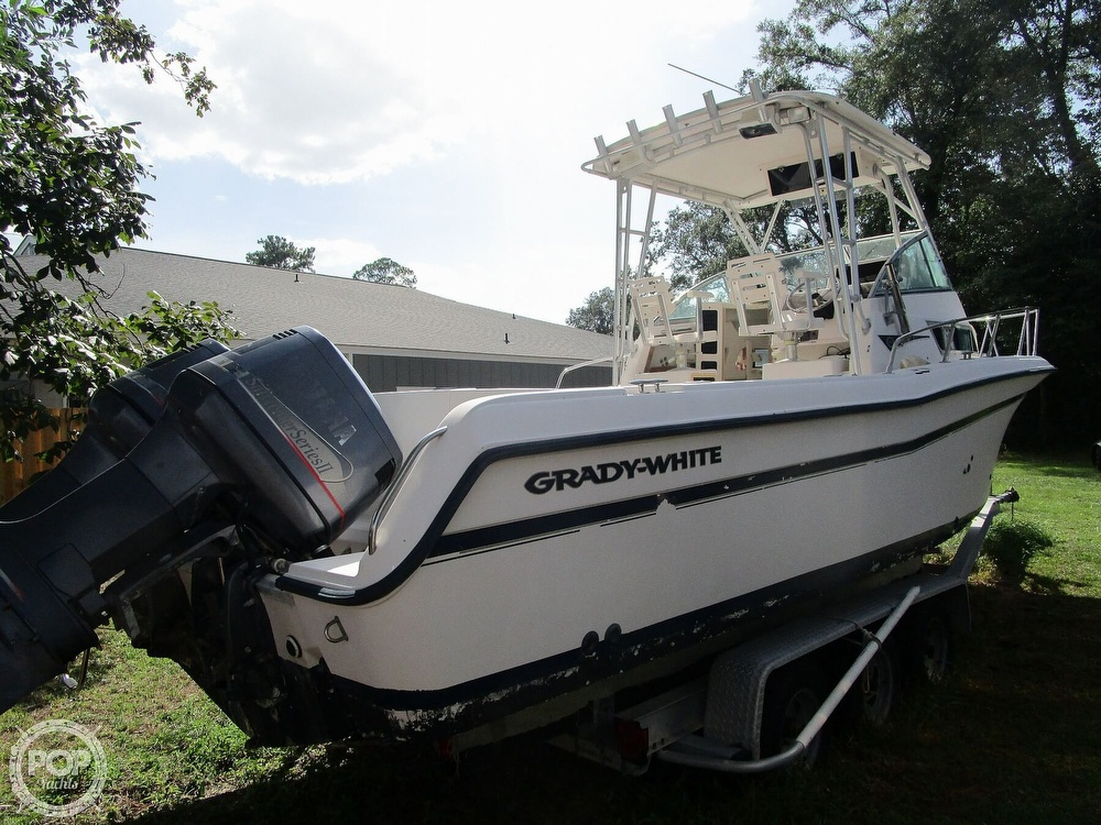 1998 Grady-White boat for sale, model of the boat is Sailfish 272 & Image # 2 of 40