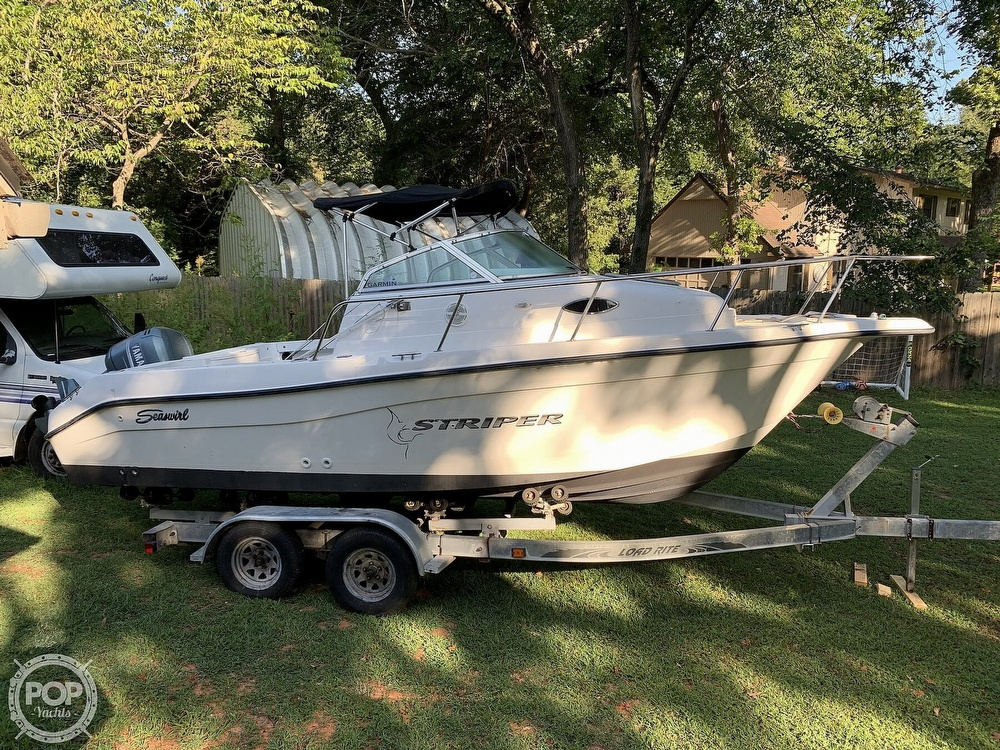 2002 Seaswirl boat for sale, model of the boat is Striper 2101 WA & Image # 6 of 40