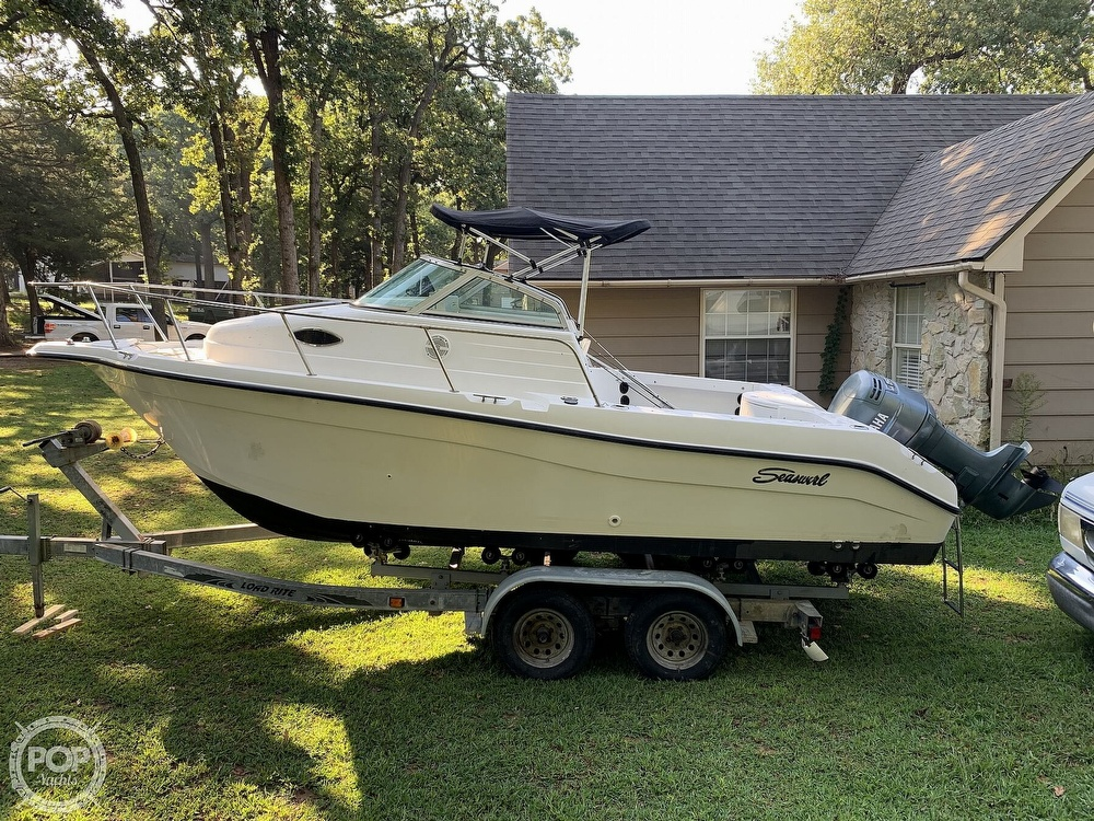 2002 Seaswirl boat for sale, model of the boat is Striper 2101 WA & Image # 4 of 40