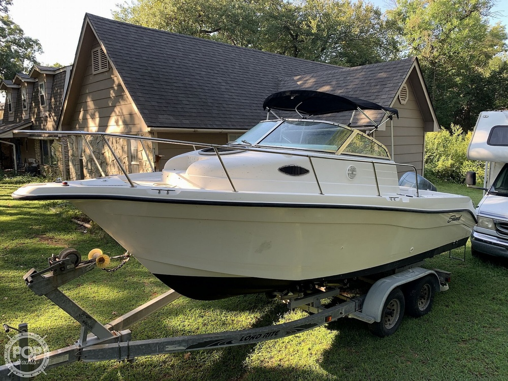 2002 Seaswirl boat for sale, model of the boat is Striper 2101 WA & Image # 11 of 40