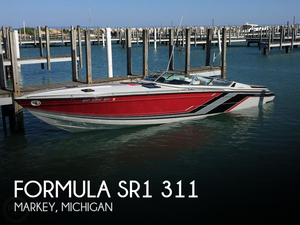 Used Formula Boats For Sale in Michigan by owner | 1988 Formula SR1 311