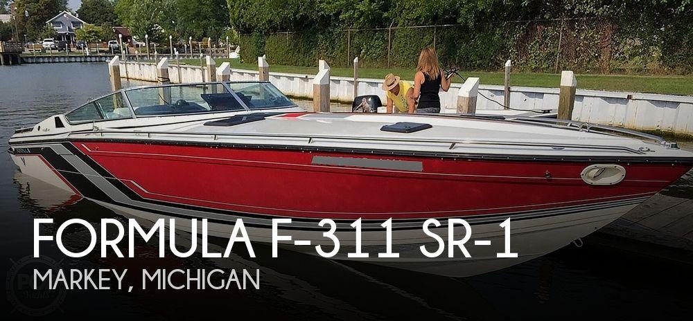 1988 Formula boat for sale, model of the boat is F-311 SR-1 & Image # 1 of 25