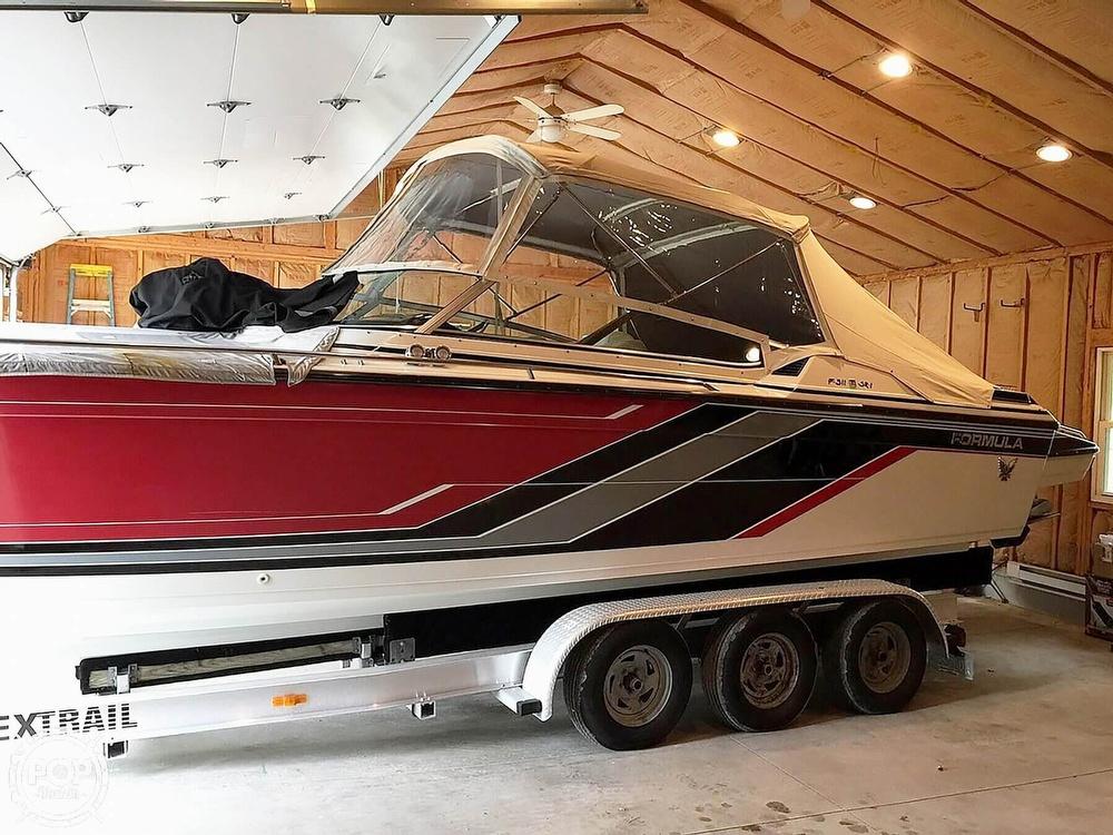 1988 Formula boat for sale, model of the boat is F-311 SR-1 & Image # 19 of 25