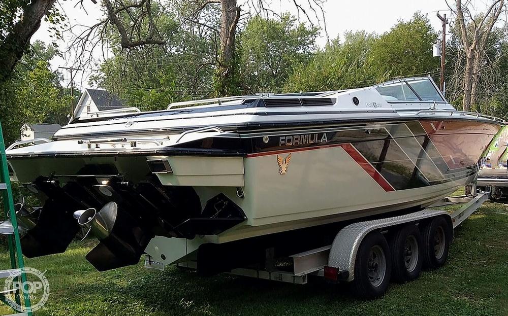 1988 Formula boat for sale, model of the boat is F-311 SR-1 & Image # 11 of 25