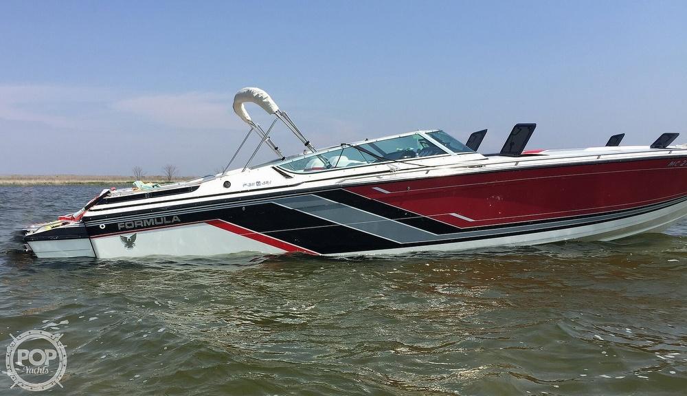 1988 Formula boat for sale, model of the boat is F-311 SR-1 & Image # 3 of 25