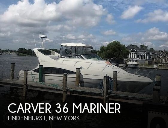 Used Carver Boats For Sale in New York by owner | 2005 Carver 36