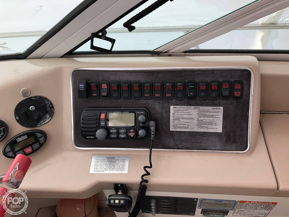 2005 Carver boat for sale, model of the boat is 36 Mariner & Image # 10 of 40