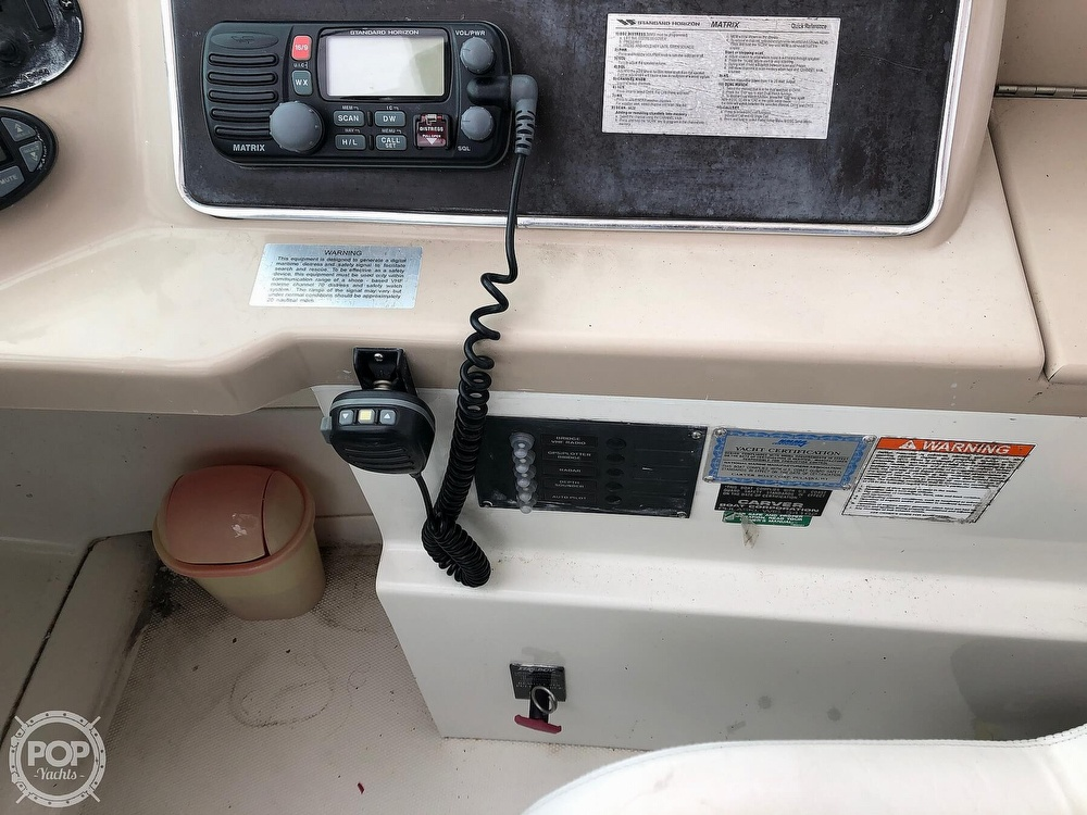 2005 Carver boat for sale, model of the boat is 36 Mariner & Image # 11 of 40